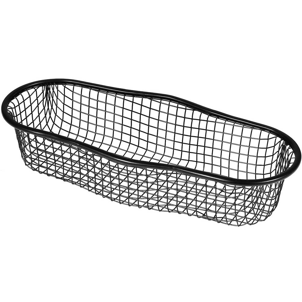 Metal Wire Basket - Small Image. Click any image to view in high resolution