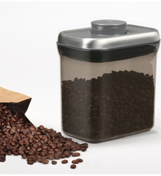 Oxo Coffee Storage Container In Tea And Coffee Storage