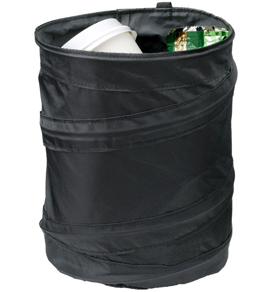 Pop Up Trash Can In Car Trash Bags