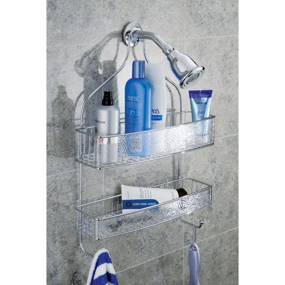 Rain Hanging Shower Caddy Image. Click Any Image To View In High Resolution