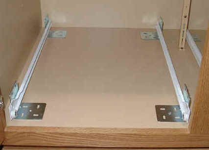 Roll Out Cabinet Shelf 22 Inch Depth In Pull Out Cabinet Shelves