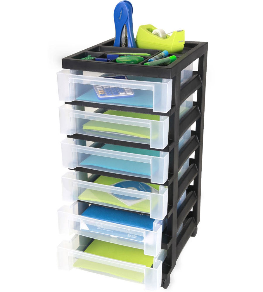 Simple  Storage Drawers Gt Storage Drawers Gt Six Drawer Office Storage Chest