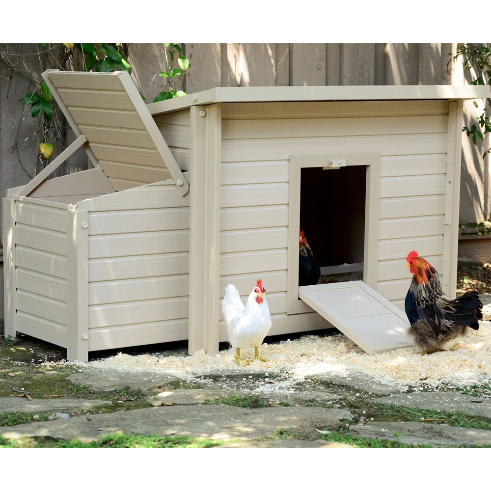 Small Chicken Coop In Pet Pens