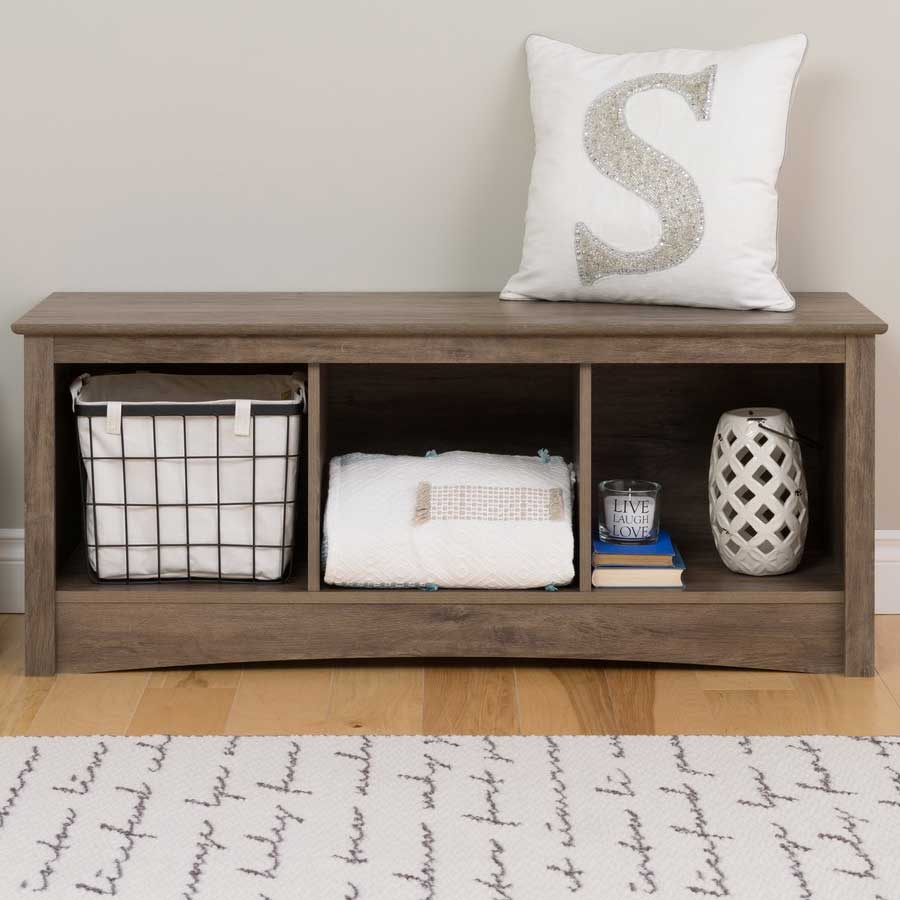 Foyer And Entryways Near Me : Sonoma cubbie bench in storage benches