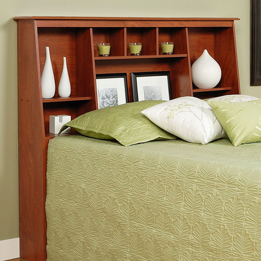 42 simple wood headboards queen ideas photo tierra este for Queen headboard ideas