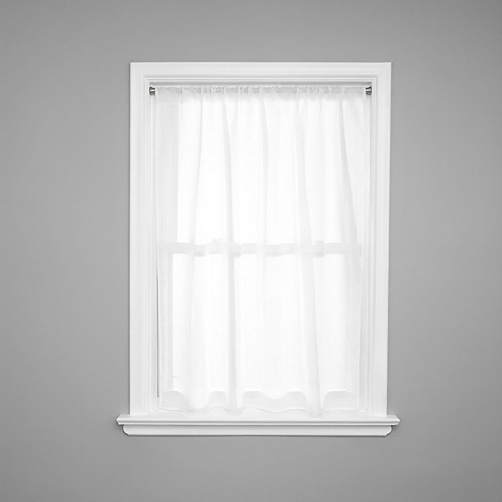 Tension Window Curtain Rod Nickel In Curtain Rods And