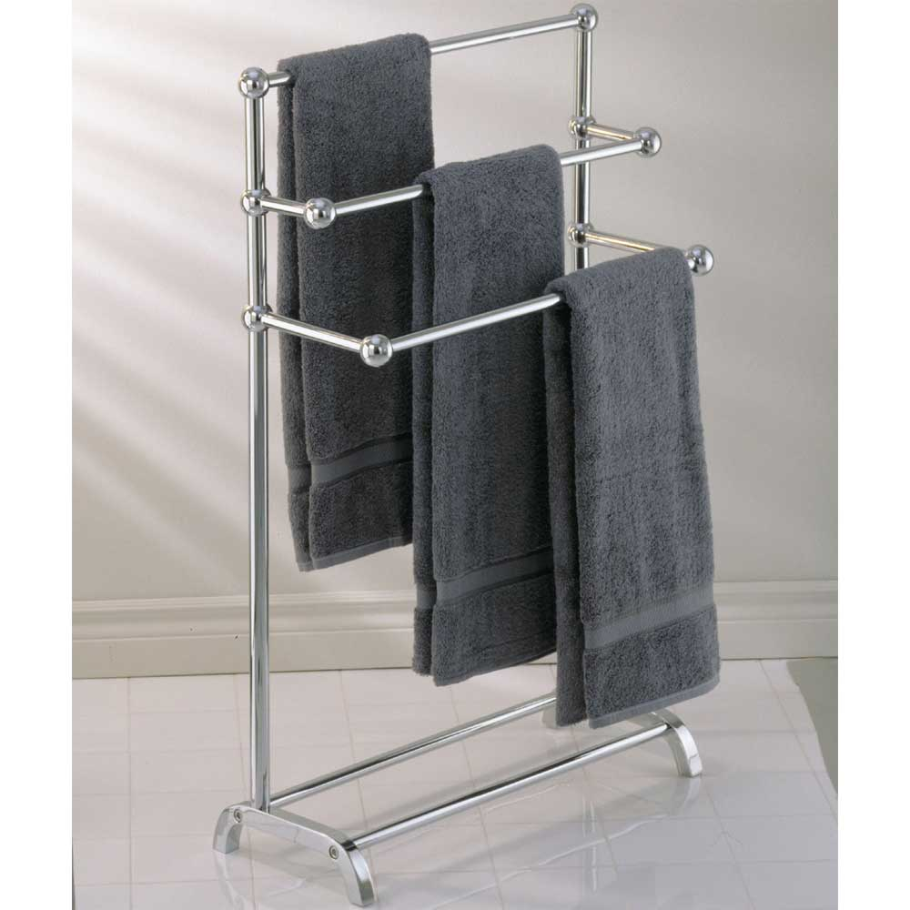towels racks for bathroom