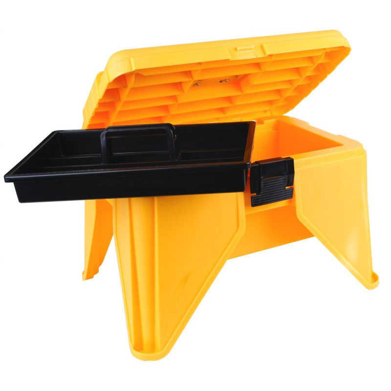 ... To Reveal A Removable Divided Tray Atop A Deep Storage Compartment. A  Good Example Is The Stand U0027n Store Step Stool U2013with A Weight Capacity Of  300 Lbs, ...