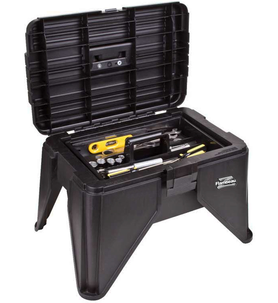 Step Stool Tool Box In Step Stools