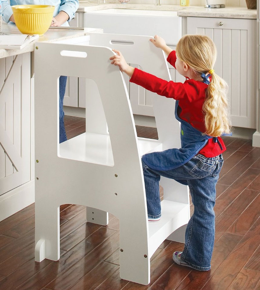 & Step Up Kitchen Helper in Kids Step Stools islam-shia.org