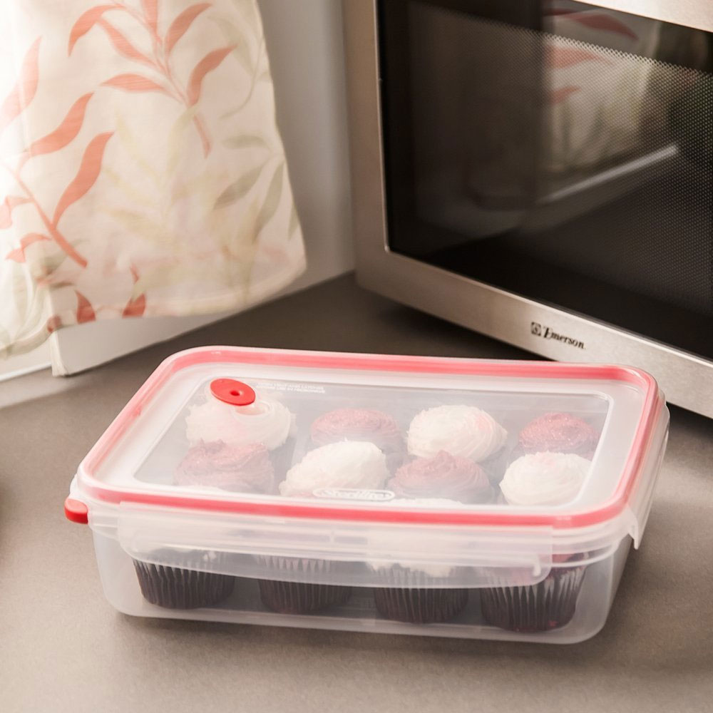 Sterilite Ultra Seal Food Container In Plastic Food Containers