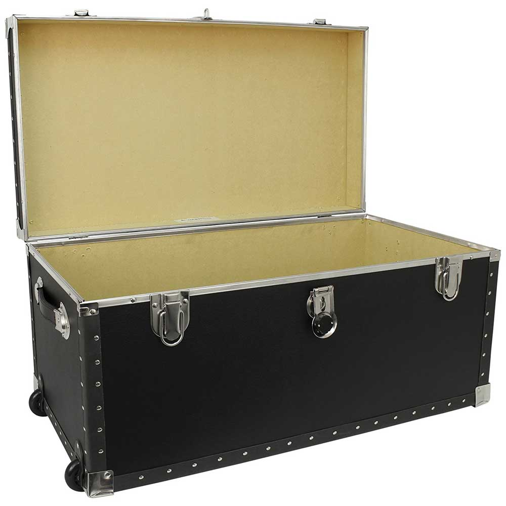 Trailblazer Storage Trunk Image. Click Any Image To View In High Resolution