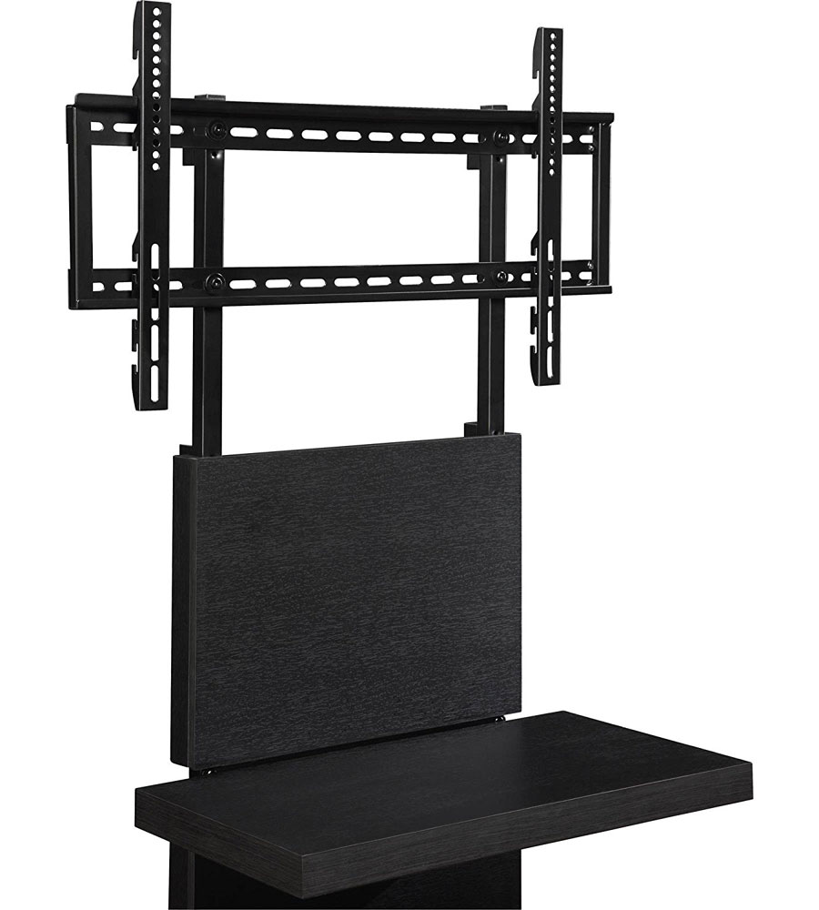 tv stand with mount in tv stands. Black Bedroom Furniture Sets. Home Design Ideas