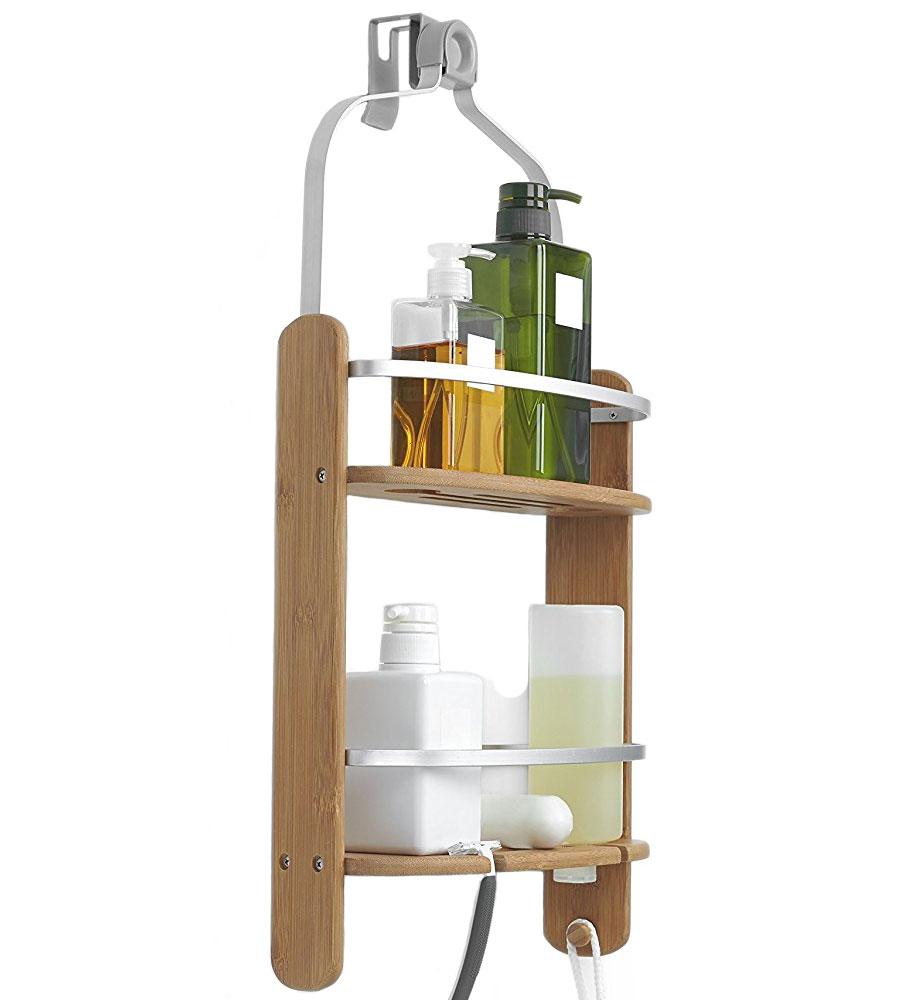 Umbra Hanging Shower Organizer in Shower Caddies