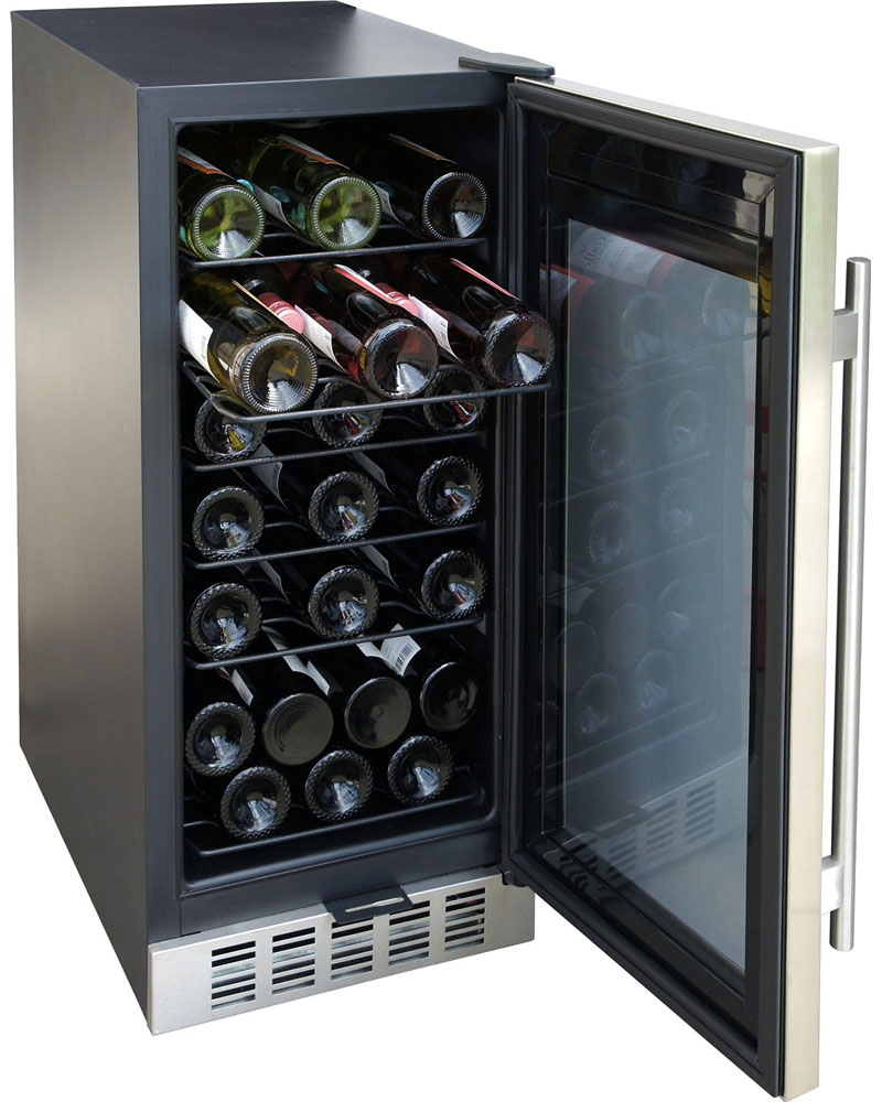 Under Counter Wine Cooler in Wine Coolers