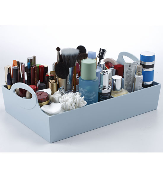 Bathroom Counter Organizer Vanity Organizer In Cosmetic Organizers