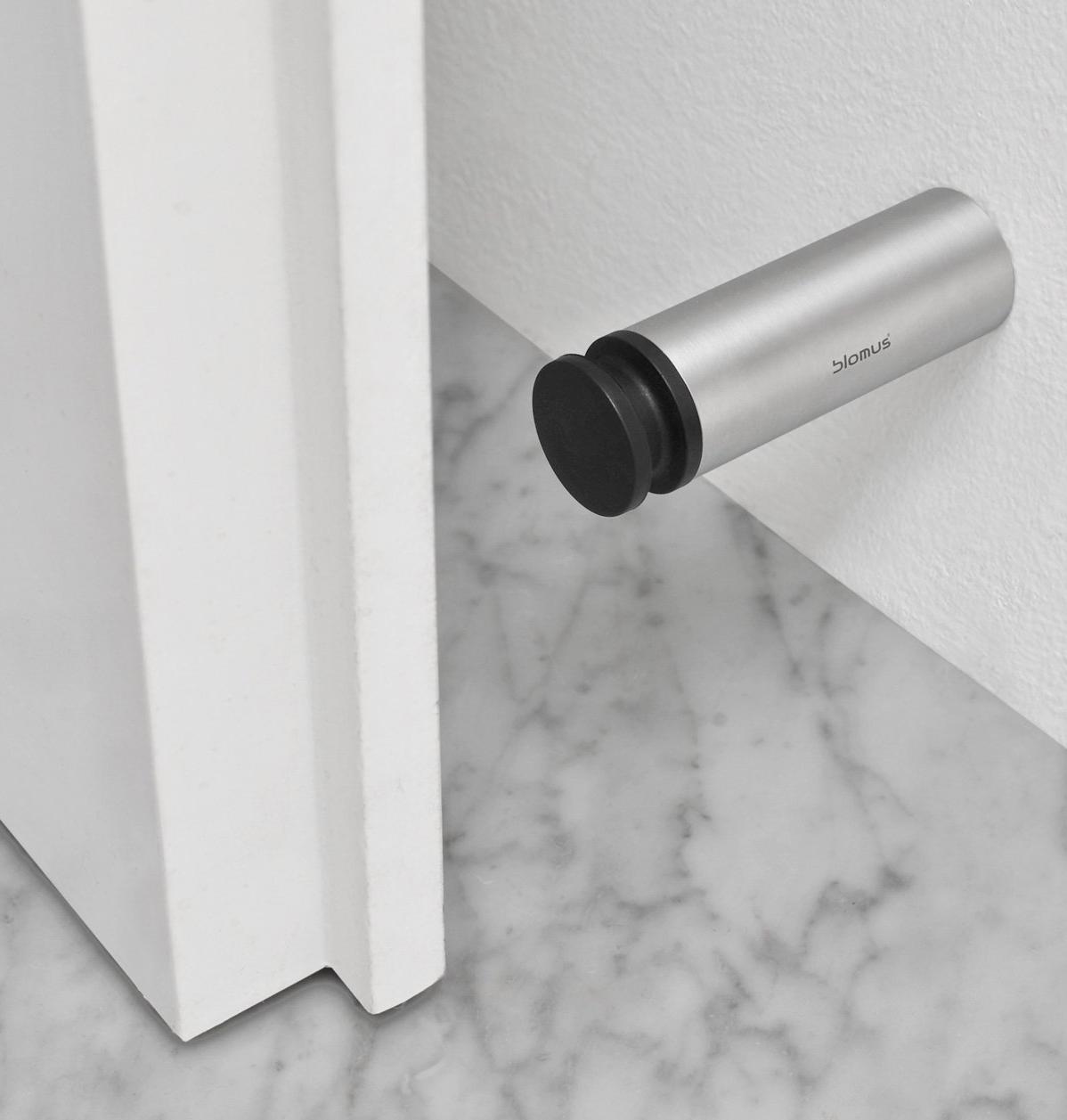 wall mounted door stop in window and door accessories