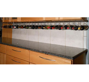1000 Images About Under Cabinet Wine Rack On Pinterest