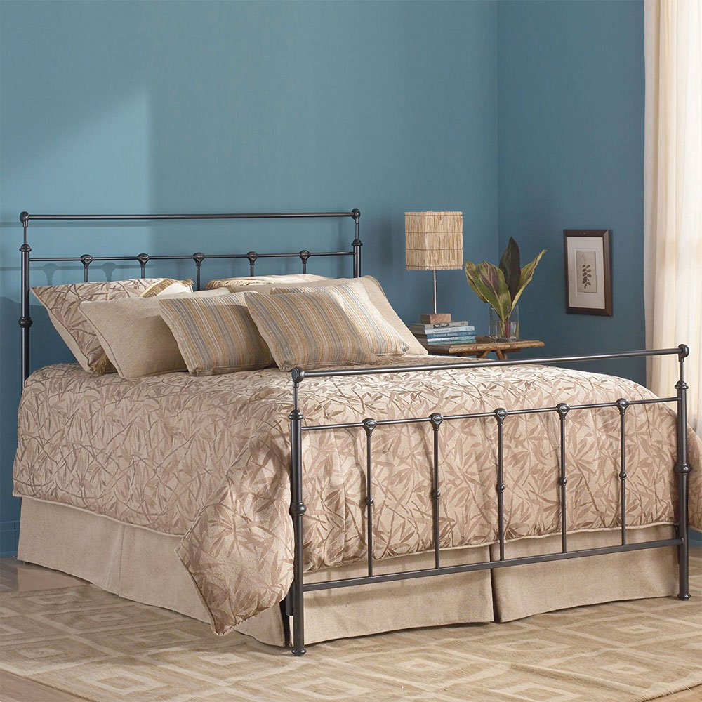 Winslow Metal Bed Frame In Beds And Headboards