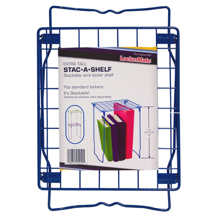 Stacking Wire Locker Shelf Image. Click Any Image To View In High Resolution