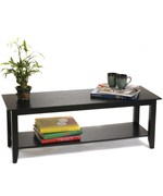 American Heritage Coffee Table by Convenience Concepts