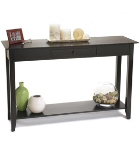 American Heritage Console Table by Convenience Concepts Image