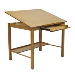 Americana II Drafting Table 36 X 48 by Studio Designs Image