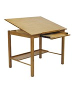 Americana II Drafting Table 36 X 48 by Studio Designs