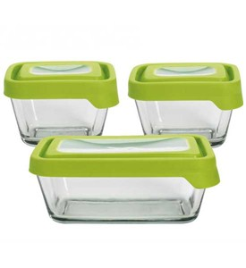 Anchor TrueSeal Food Containers (Set of 3) Image