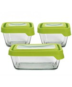 Anchor TrueSeal Storage Containers Set of Three