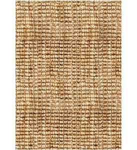 Andes Jute Area Rug - Natural Image