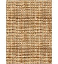 Andes Jute Area Rug - Natural