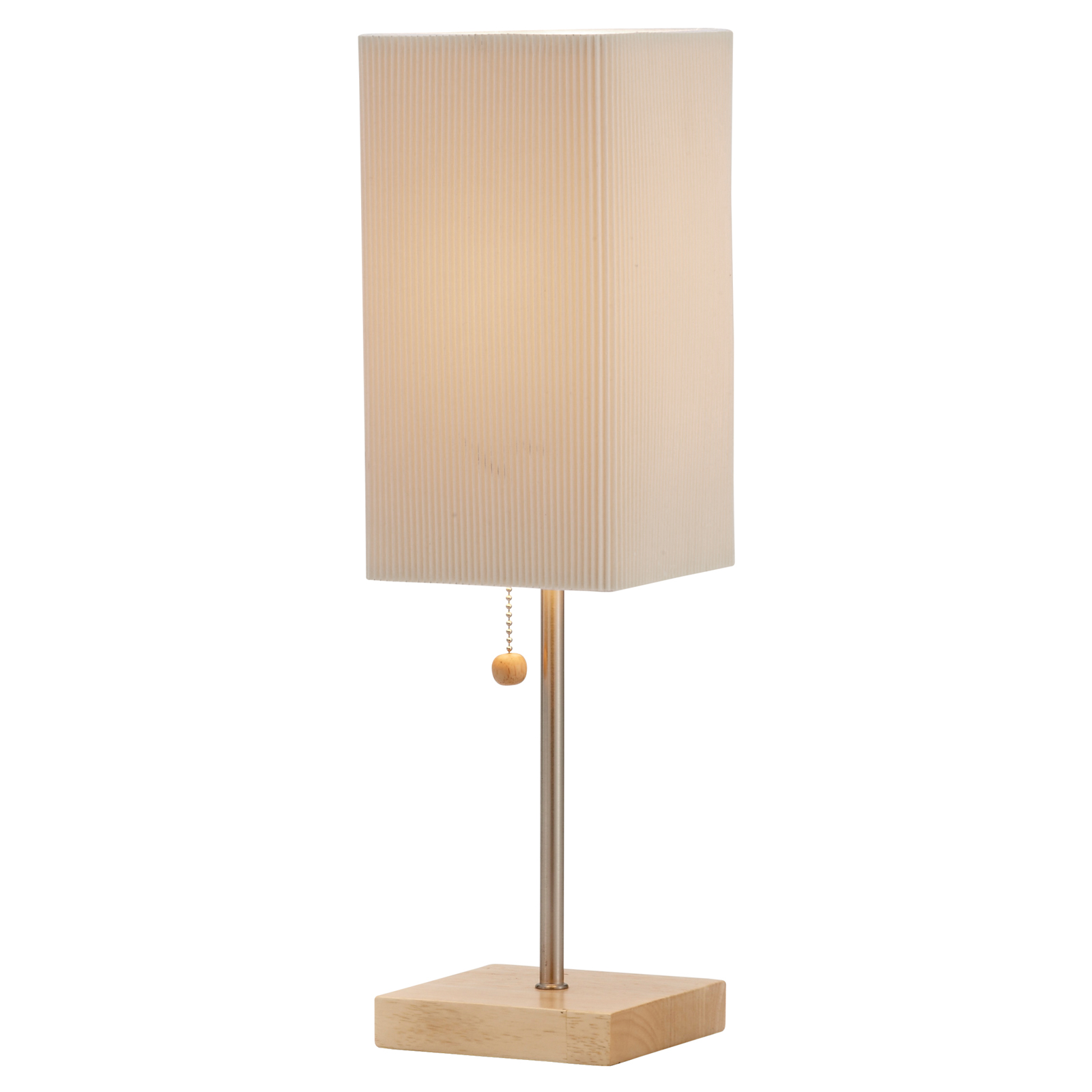 Angelina Table Lamp With Corrugated Shade By Adesso In Table Lamps