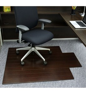 Anji Mountain Bamboo Chair Mat Image