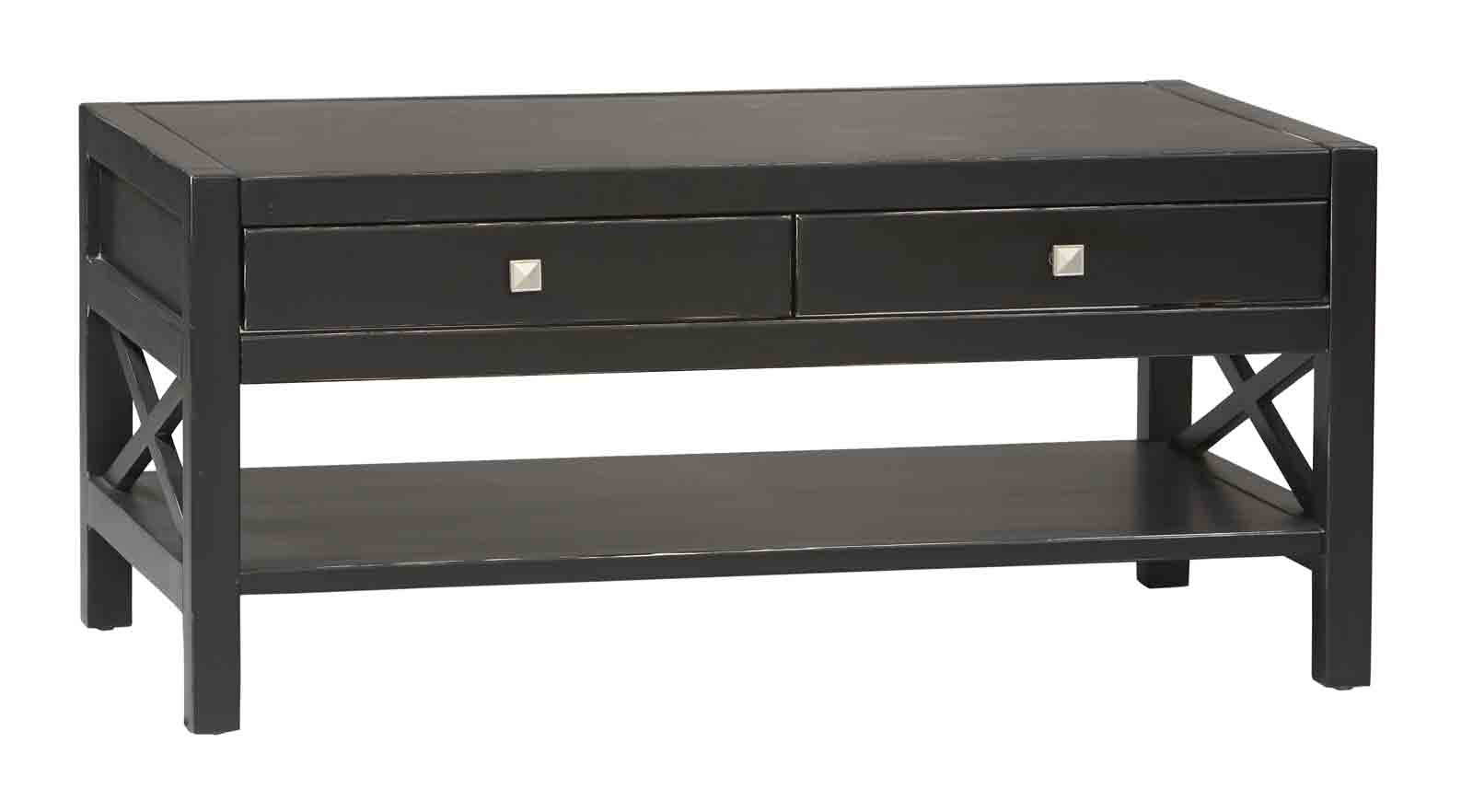 Anna collection coffee table by linon in coffee tables Collectors coffee table