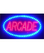 Arcade LED Sign - by Neonetics - 5ARLED