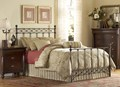 Argyle Bed with Frame by Fashion Bed Group