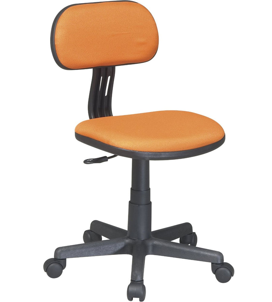 Armless Office Chairs and Task Chairs OrganizeIt