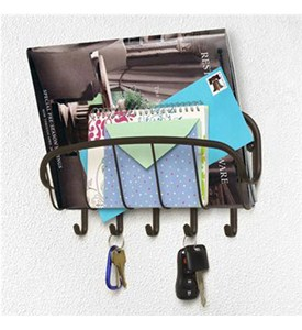 Ashley Wall Mount Letter Holder Image