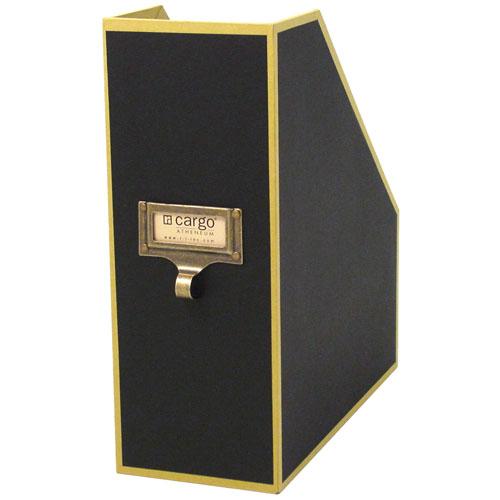 cargo atheneum magazine file box