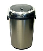 Automatic Trash Can - Stainless Steel