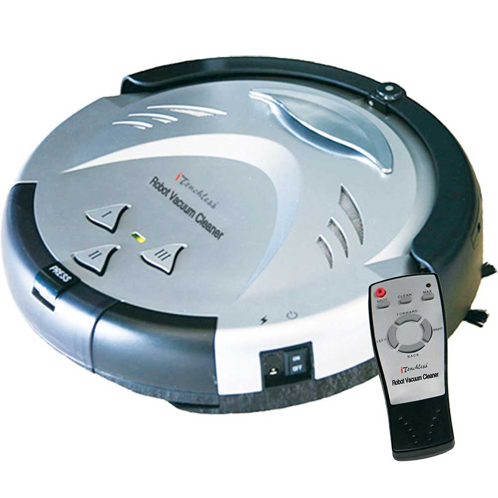 Robotic Vacuum Cleaner In Vacuums