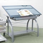 Drawing Desks and Drafting Tables | Organize-It for Drawing Table With Light  45jwn