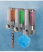Aviva Shower Dispenser - Triple Chamber