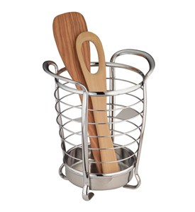 Axis Chrome Utensil Holder Image