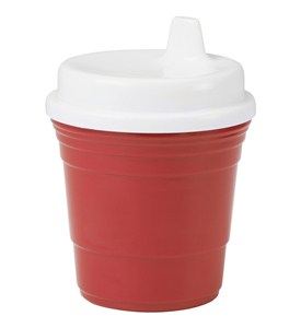 Baby Sippy Cup - Red Party Cup Image