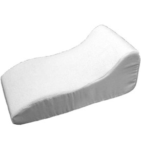 Foam Back Wedge Pillow Image