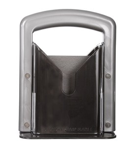 Original Bagel Guillotine Bagel Slicer - Black Image