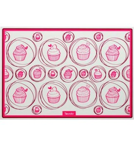 Baking Mat - Jelly Roll Image