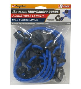 Ball Bungee Cords (Set of 8) Image